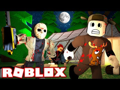 FRIDAY THE 13TH IN ROBLOX! (Roblox Friday the 13th: The Game)