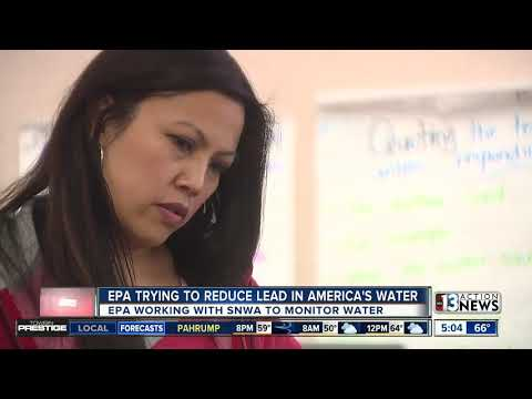 Environmental Protection Agency working with Southern Nevada Water Association to monitor water