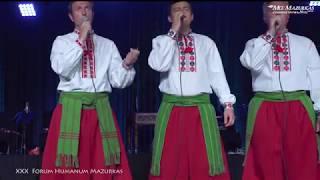 """XXX FORUM HUMANUM MAZURKAS -Narodowy Chór Ukrainy im. """"G.G.Wierowki""""-wiersz T.Szewczenko """"Testament"""""""