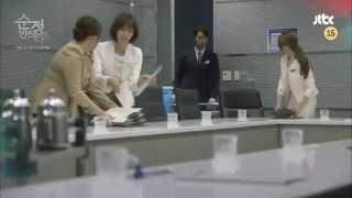 Влюбиться в Сун Чжон/Падение в невинность Превью 9 серии
