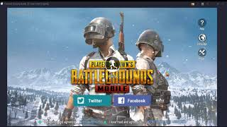 How to Login PUBG Mobile in Login Facebook by Emulator || Review Again