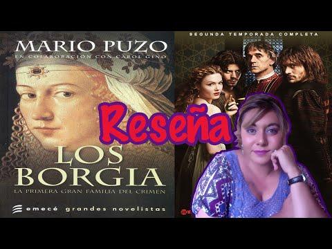 Reseña | Los Borgia | Mario Puzo | Mundo Forbit