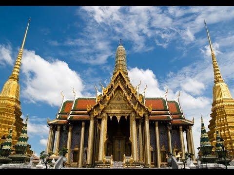 Wat Phra Kaew   Grand Palace - Bangkok