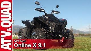 ATV Test: Online X 9.1