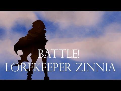 Battle! Lorekeeper Zinnia - Instrumental Mix Cover (Pokémon OR / AS)