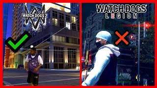 11 Things Watch Dogs 2 Does Better Than Watch Dogs Legion