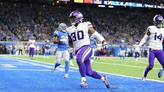 Vikings vs Lions Week 7 Highlights