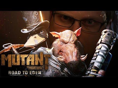 СВИНЯЧЕ-ГУСЯЧИЙ ИКСКОМ ► Mutant Year Zero: Road to Eden