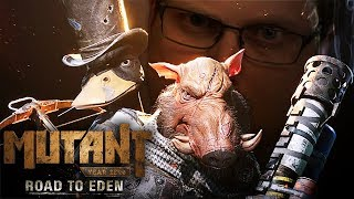 СВИНЯЧЕ-ГУСЯЧИЙ ИКСКОМ ► Mutant Year Zero: Road to Eden