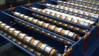 Оборудование по производству профнастила Линия С8(, 2014-03-26T04:28:45.000Z)