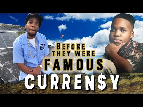 CURREN$Y - Before They Were Famous
