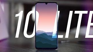 Обзор Honor 10 Lite - будущий хит, но [4k]