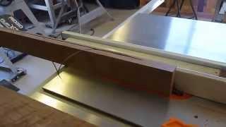 Preparing Wood For Panels