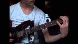 Whitechapel: Hate Creation guitar cover