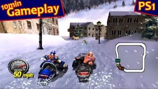 Polaris SnoCross ... (PS1) 60fps