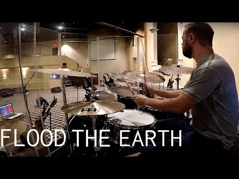 Flood the Earth - Jesus Culture (feat. Katie Torwalt) Drum Cover