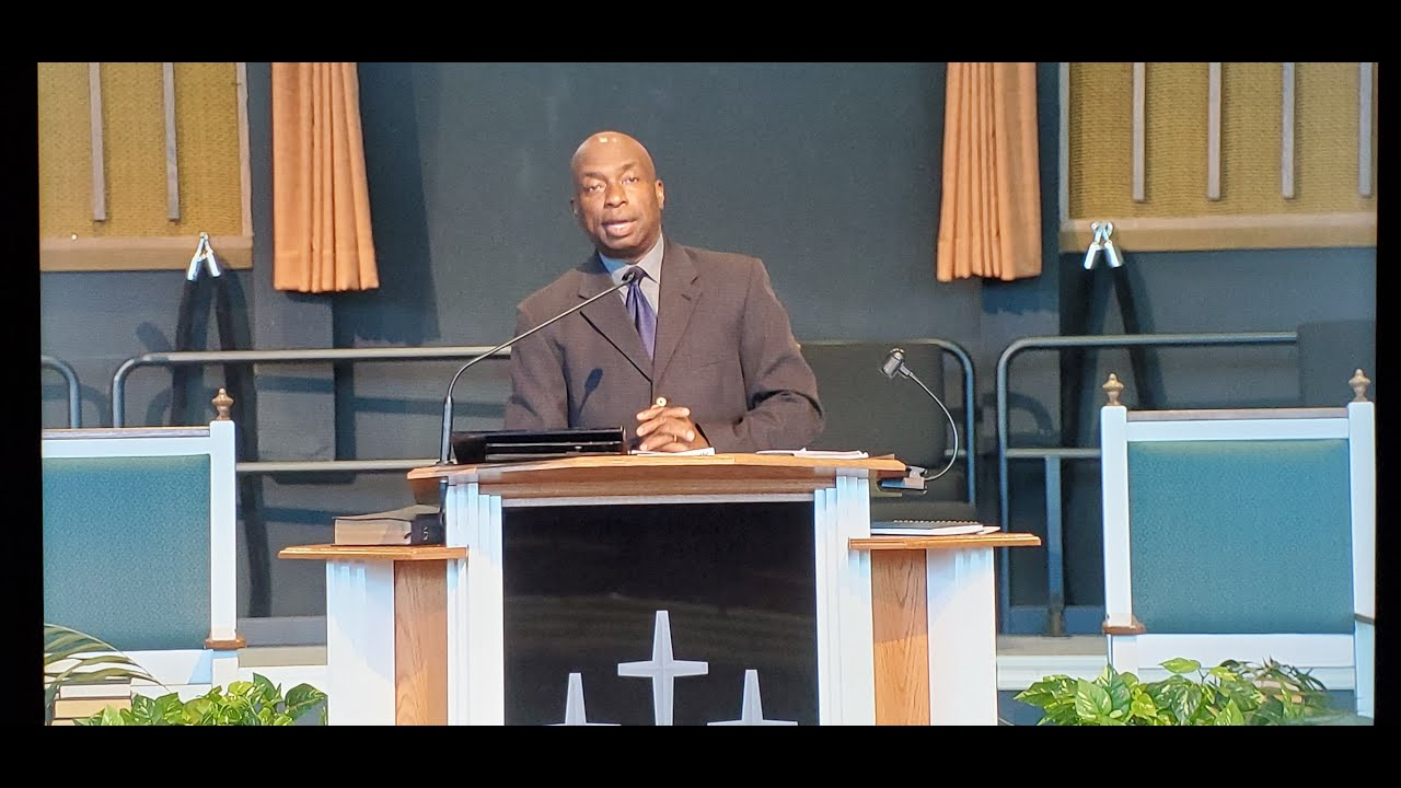 Rejoicing in God's Compassion by Rev. Bennie B. Ford