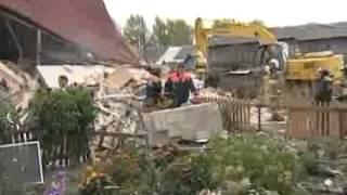 Обрушение жилого дома. Тутаев. Ярославская область.(14 сентября 2012 года около 15 часов в левобережной части Тутаева в одном из жилых домов произошло обрушение...., 2012-09-14T17:56:05.000Z)
