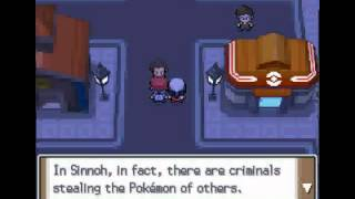 pokemon platinum 03  jubalife city awakes