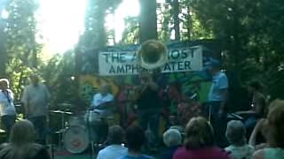 """Clarinet Marmalade"" -The Professors - 2012 Sac Trad Jazz Camp"