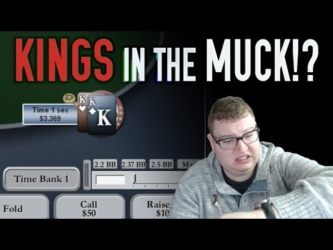 Timing out with KINGS on a $500 SNG bubble?! (tonkaaaap stream highlights 11/29/2016)