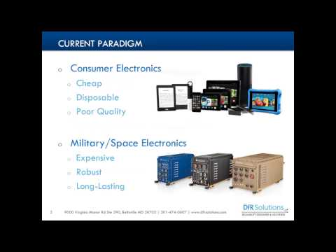 3 Fundamentals to the Ultimate Reliability in Consumer Electronics