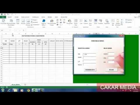 Tutorial Excel ini ditujukan untuk pemula yang ingin belajar membuat menu aplikasi menggunakan hyperlink di excel ....