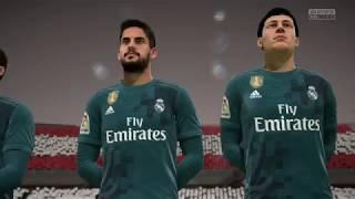 REAL MADRID temp 18-19 capítulo 35: vs GIRONA