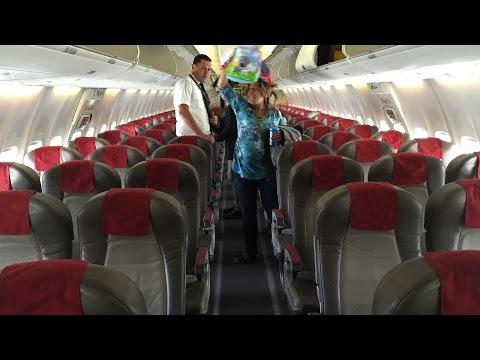 FULL ROYAL AIR MAROC FLIGHT EXPERIENCE