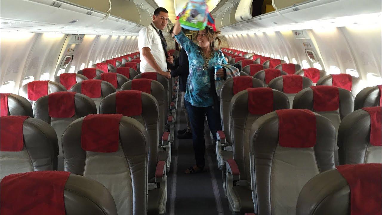 FULL ROYAL AIR MAROC FLIGHT EXPERIENCE - YouTube