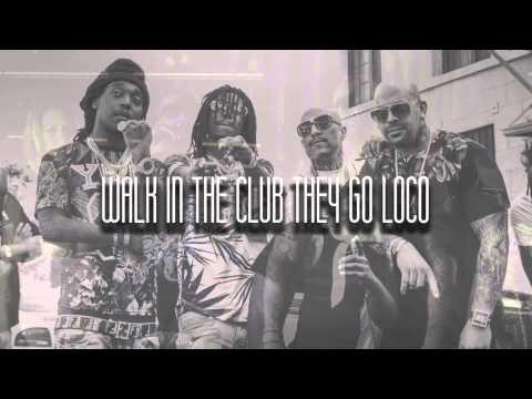 Mr.Capone-E - LOCO (Official Lyrics Video) Ft. Migos, Mally Mall Prod. By DJ Mustard