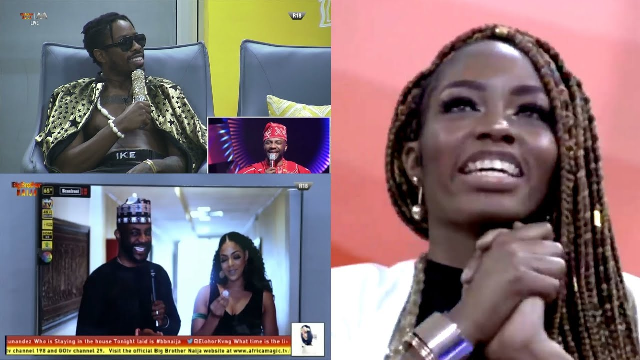 DAY 77 - BBNAIJA 2019 HIGHLIGHTS || PEPPER DEM || WEEK 11 - LIVE EVICTION SHOW/VETO POWER