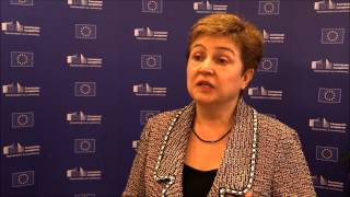 Kristalina Georgieva: My admiration to Luxembourg!