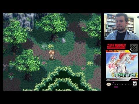 TALES OF PHANTASIA (SNES) - Batallas en tiempo real para los RPGs    Gameplay en Español