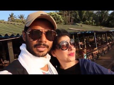Goa Madness | Day 1 | SS vlogs :-)