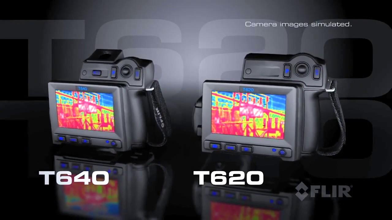 FLIR T620 Thermal Imaging Camera, 307200 Pixels (640 x 480)