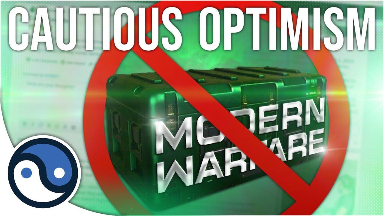 Otimismo cauteloso sobre quedas de oferta no Modern Warfare! + vídeo
