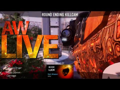 AW FFA Trickshotting LIVE! - Submit links here: