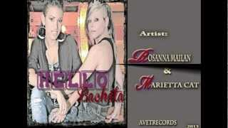 Hello (bachata version ) -Marietta Cat feat. Rosanna Mailan