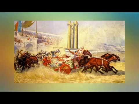 Lesson on Ancient Chariot Races  (#928 - August 7, 2016)