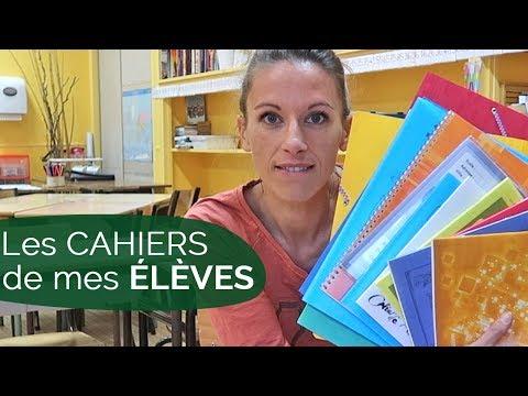 CAHIERS D'UNE CLASSE DE CE1-CE2 [VLOG 19]