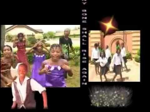 Nigerian Children Dance, Ezekiel Prophesied To Dry Bones