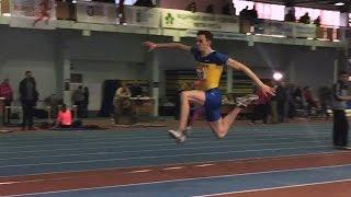 Андрей Станчев 16.08 (Тройной прыжок. Мужчины) 60fps