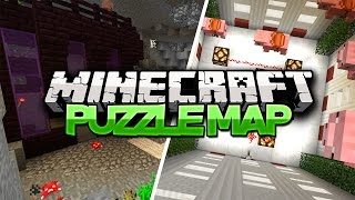 Minecraft: QUANDARY   (Custom Minecraft Puzzle Map) Video