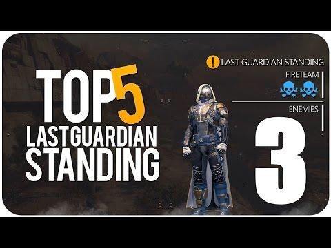 Destiny Top 5 Last Guardian Standing in Trials of Osiris // Episode 3