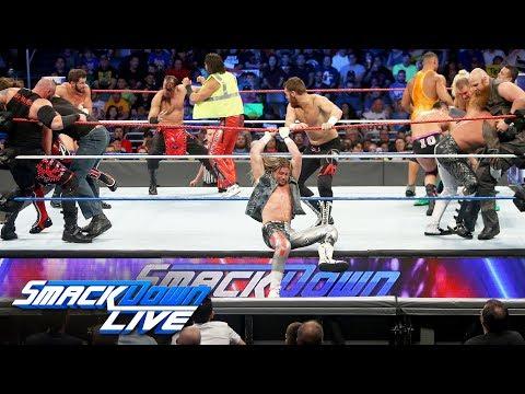 Independence Day Battle Royal: SmackDown LIVE, July 4, 2017