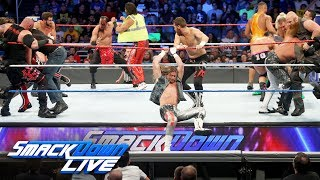 Independence Day Battle Royal: SmackDown LIVE, July 4, 2017 thumbnail