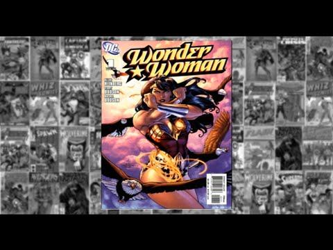 "Wonder Woman: v3 #, ""Who is Wonder Woman?: Part One"""
