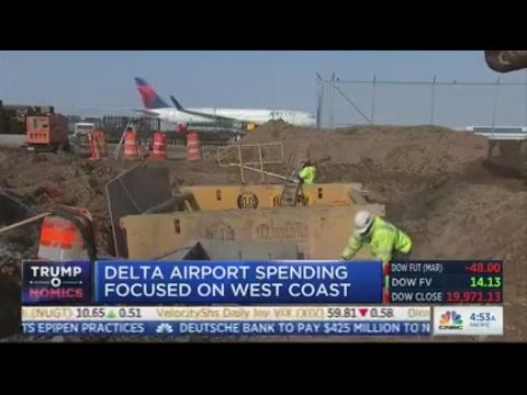CNBC features SLC Terminal Rebuild