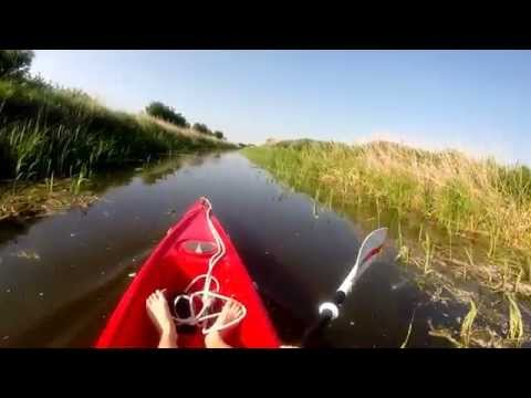 GoPro Leon | Bic Scapa Kayak Trip